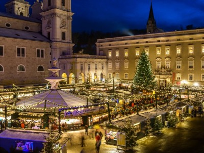 Advent in Salzburg